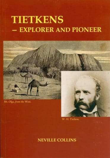 Tietkens Explorer and Pioneer.